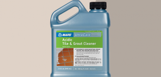 Acidic Tile and Grout Cleaner