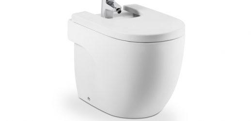 Bidet Meridian Compacto Blanco Ref. A357247000-A8062AC004