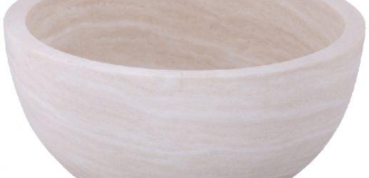 Lavamano Bursa Ref. NTB003-A 40.6x40.6 Marmol