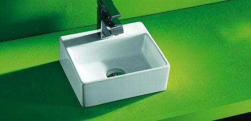 Lavamano ZL-176 Blanco Ref. 9362 29x33
