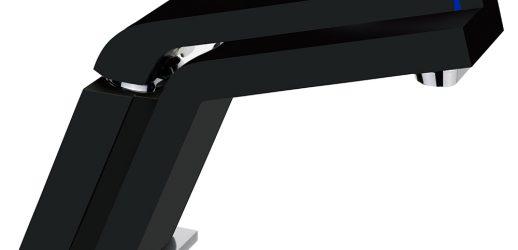 Mezcladora Icon Black Lavamano Ref. 33346020N Sdes