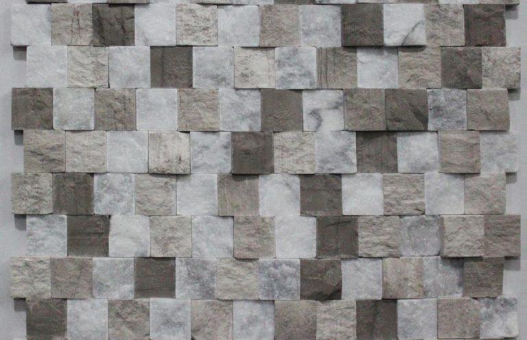 Mosaico Hefesto Piedra Natural 2.5x2.5 (30x30)