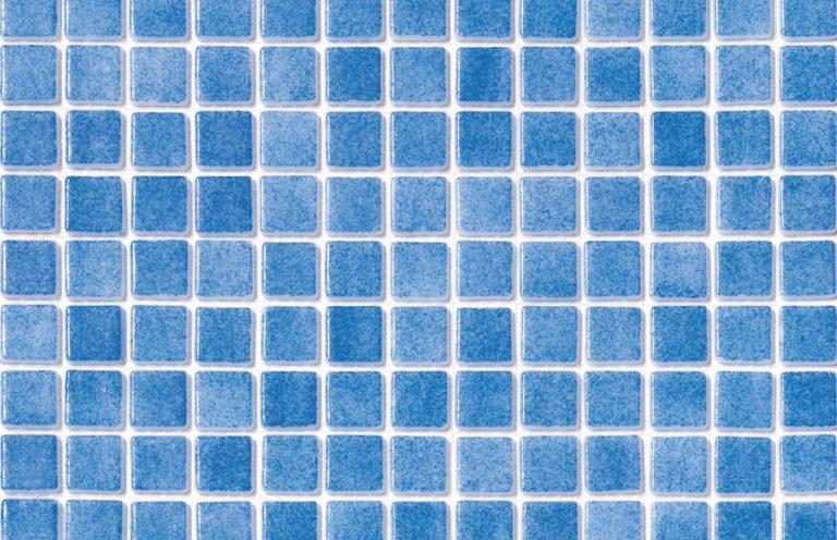 Mosaico Nieblas Azul Claro F3003 2.5X2.5 33.3x33.3
