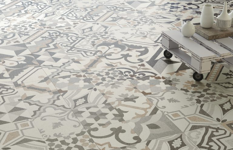 Porcelanato Acanto Decor Rect. 60x60