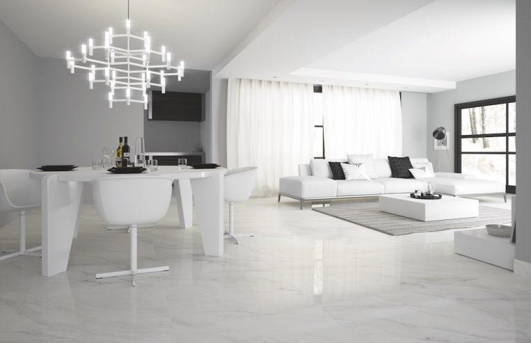Porcelanato Calacatta Bianco 80x80
