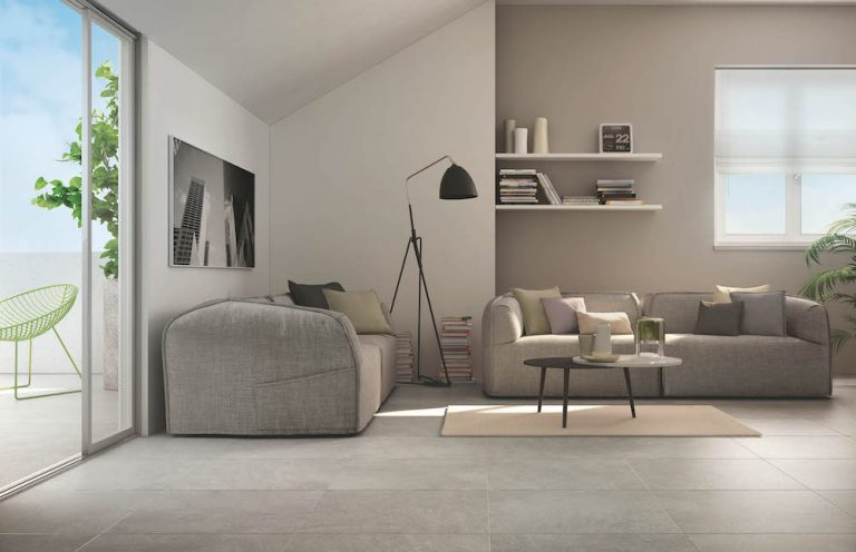 Porcelanato Season Grey Rectificado 30x60