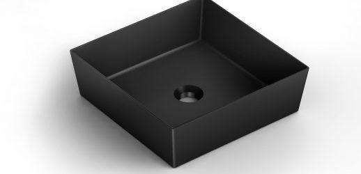 Lavamano Platinum P5 Negro Mate-La Iberica