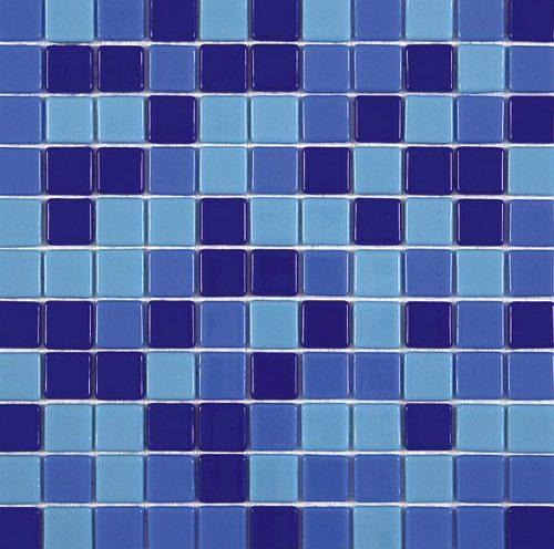 Mosaico Tenerife Cristal 2.5x2.5x8