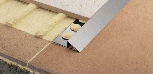 Perfil Plata Mate Aluminio 12x25